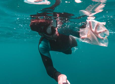 До 91% всего микропластика в океане - это салфетки и прочие средства гигиены