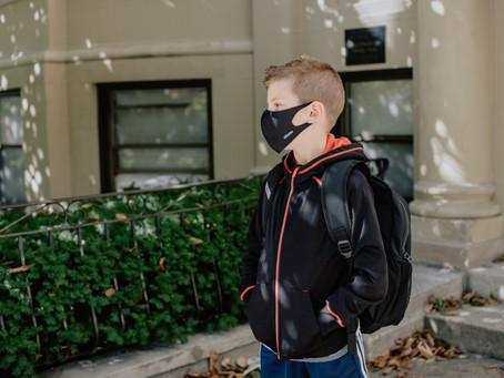 California Public Schools will again Require Masks on all Students for 2021-22 School Year
