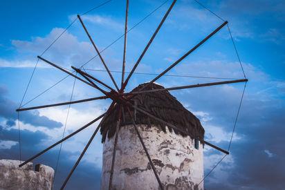 Lugares que ver en Mykonos