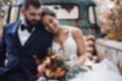 glückliche Brautpaar Wedding Wiesbaden