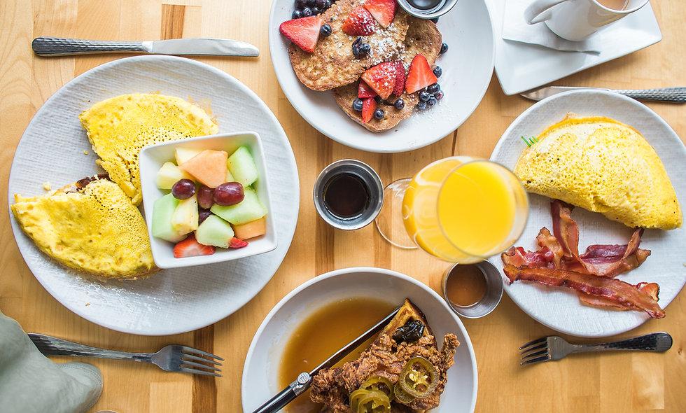 Gailey's Breakfast Café