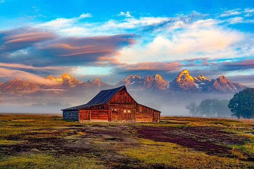 Pernottamento in lodge a Grand Teton