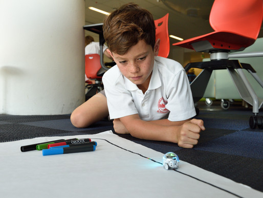 Ozobots - Coding & Creativity