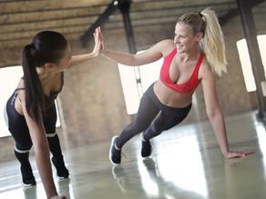 Increase Range of Motion In Push-Ups with Yoga Blocks