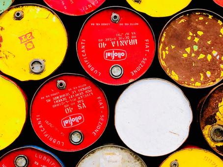 3288 barrels produced during Feb 2020.