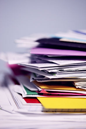 Classement administratif et archivage de documents confidentiels