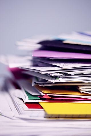 Classement administratif et archivage de documents confidentiels