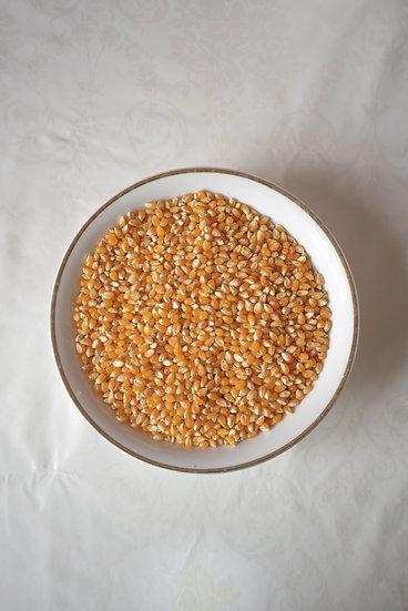 Organic popping corn (100g)