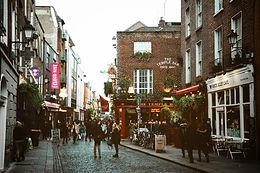 Lisbon to Dublin