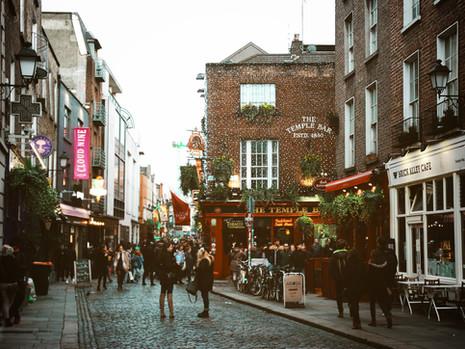 Tudo que você precisa saber sobre estudar na Irlanda