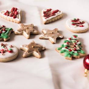 Galletitas de jengibre para preparar esta Navidad