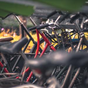 Fahrradparkhaus am Bahnhof
