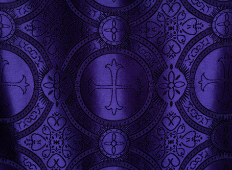 Passiontide & Holy Week in Quarantine: the Opportunity of a Lifetime
