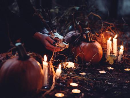 Halloween in Dorset