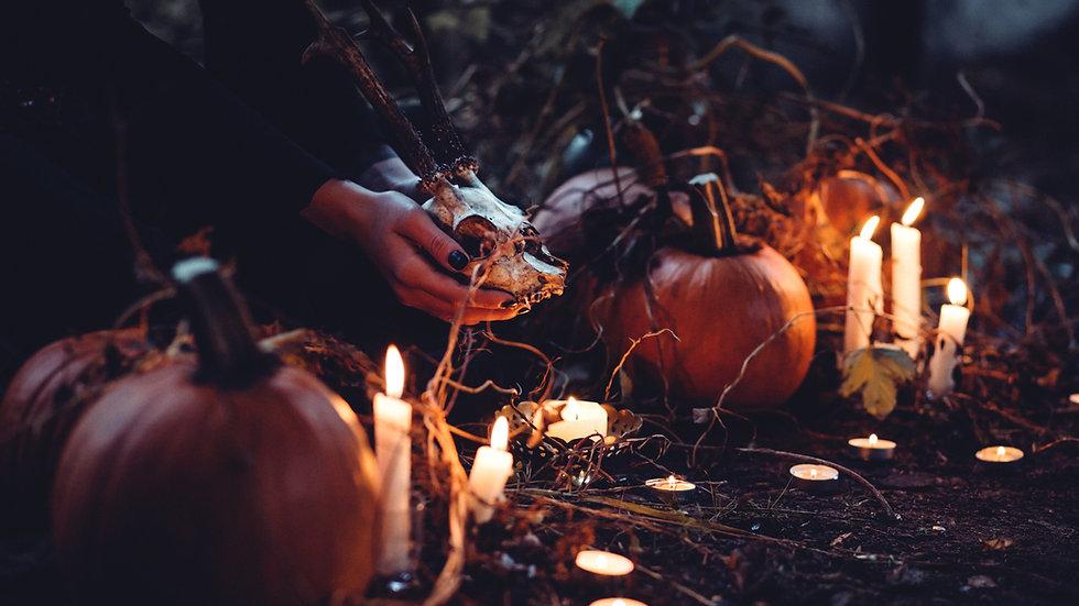 5-6pm Veggie - Saturday 31st October - Spooktacular Feast