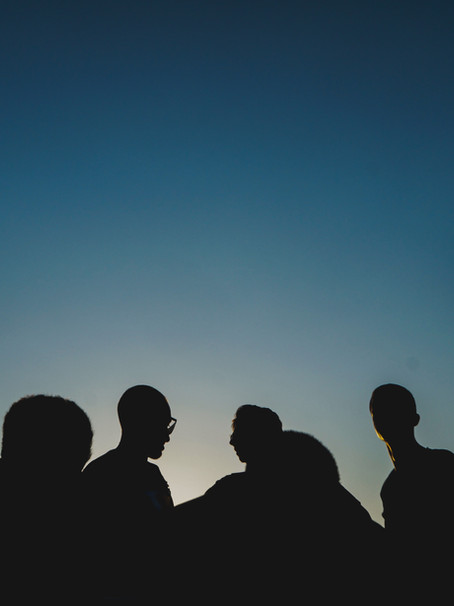 What is a men's circle, why we need them and how they help you in life?