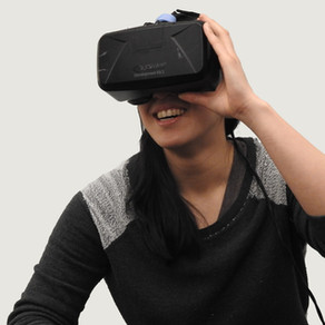 VR to treat mental ill-health?