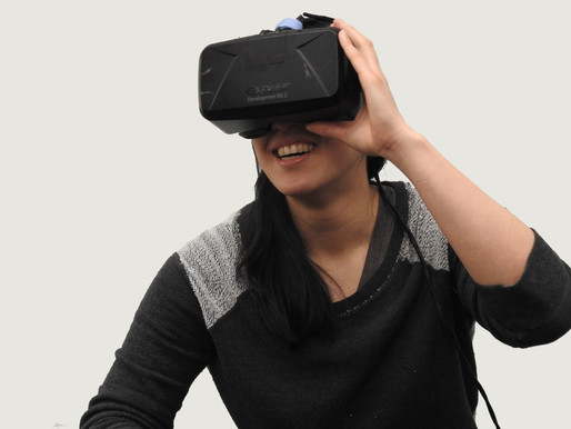 VR to treat mental ill-health?