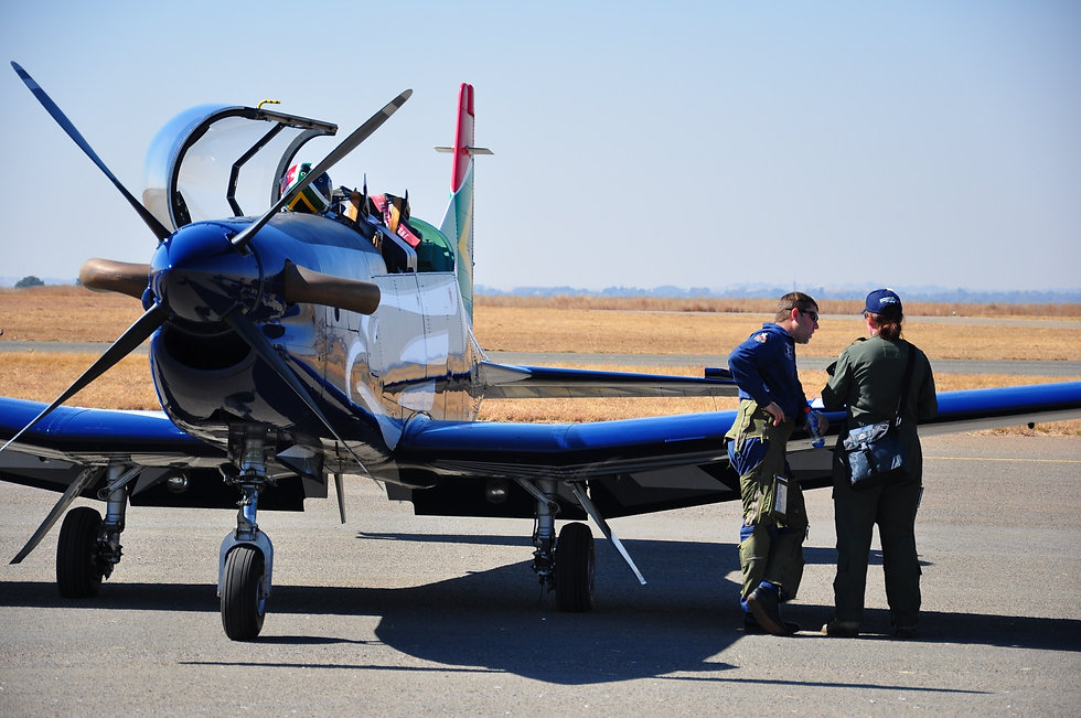 ELCAS for Qualified Military Pilots