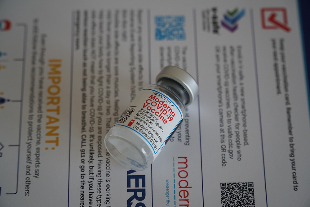 Aumentará la administración de vacunas de Moderna en Toronto y la región de Peel.