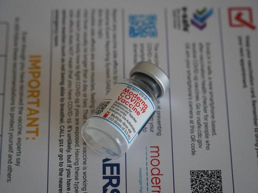 Aumentará la administración de vacunas de Moderna en Toronto y la región de Peel