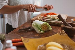 Healthy Cooking Demo | Healthbox NZ
