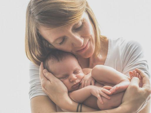 A importância de cantar para o bebê