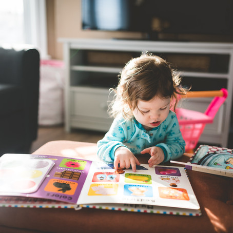 4 Learning Activities We're Doing With Our 14-Month Old