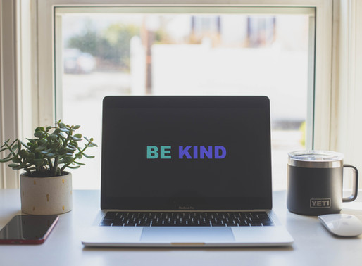 Kindness series 1/5: On sharing kindness with others