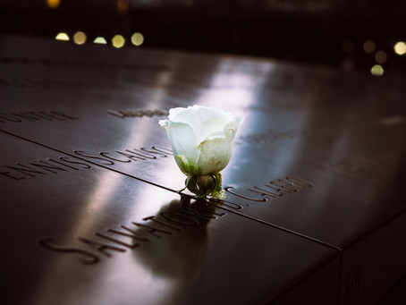 Remembering 9/11 19 years later the night before...