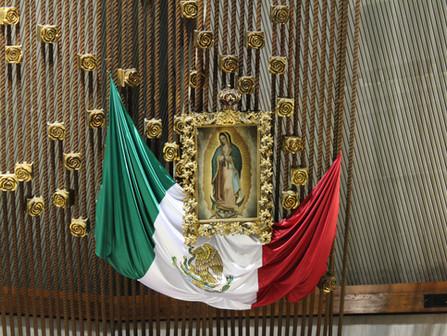 Nuestra Mamá de Guadalupe