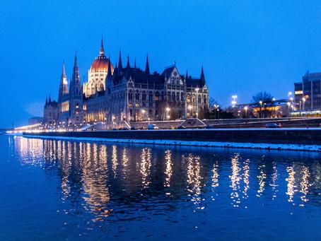 בודפשט שבהונגריה -8 מקומות מרכזיים
