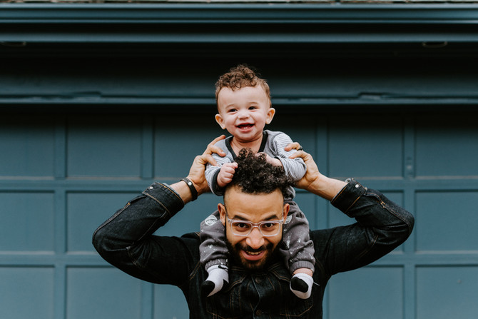 Do Dads Get Enough Love on Father's Day?