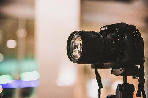 Photography Sponsorship