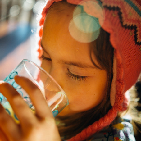 5 Tips To Help Kids Drink More Water
