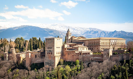 The glorious Alhambra in Granada