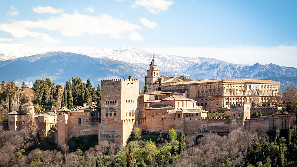 Historical Portugal and Delights of Southern Spain - 13 Days
