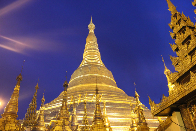 Shwe Dagon |Pagoda