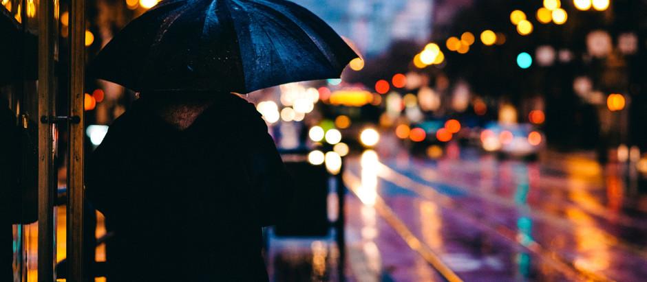 I Love A Rainy Night