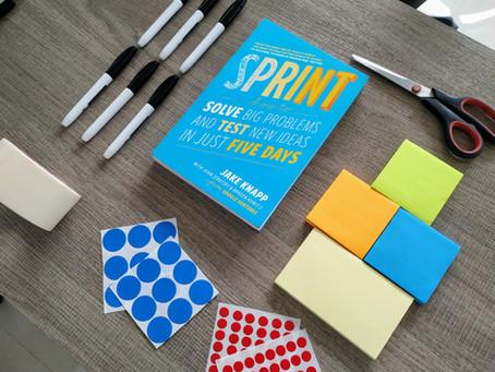 Experience an AMIGOS program activity for FREE: Design Sprint