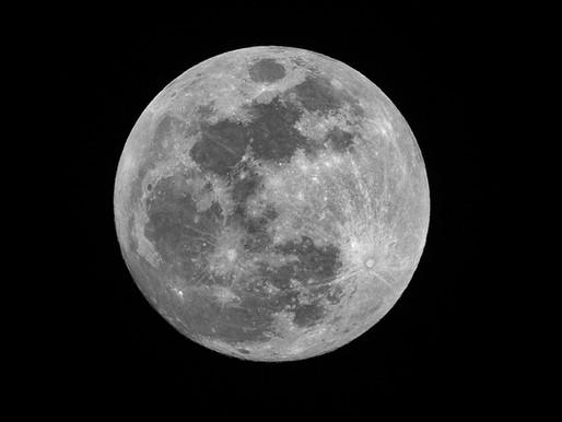 New Super Moon in Aquarius
