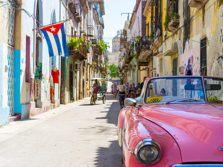 USA Document Certification for Use in Cuba (Non-Apostille)