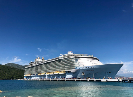 Cruise Operators and COVID-19: Deep Bruising and Potential Recovery