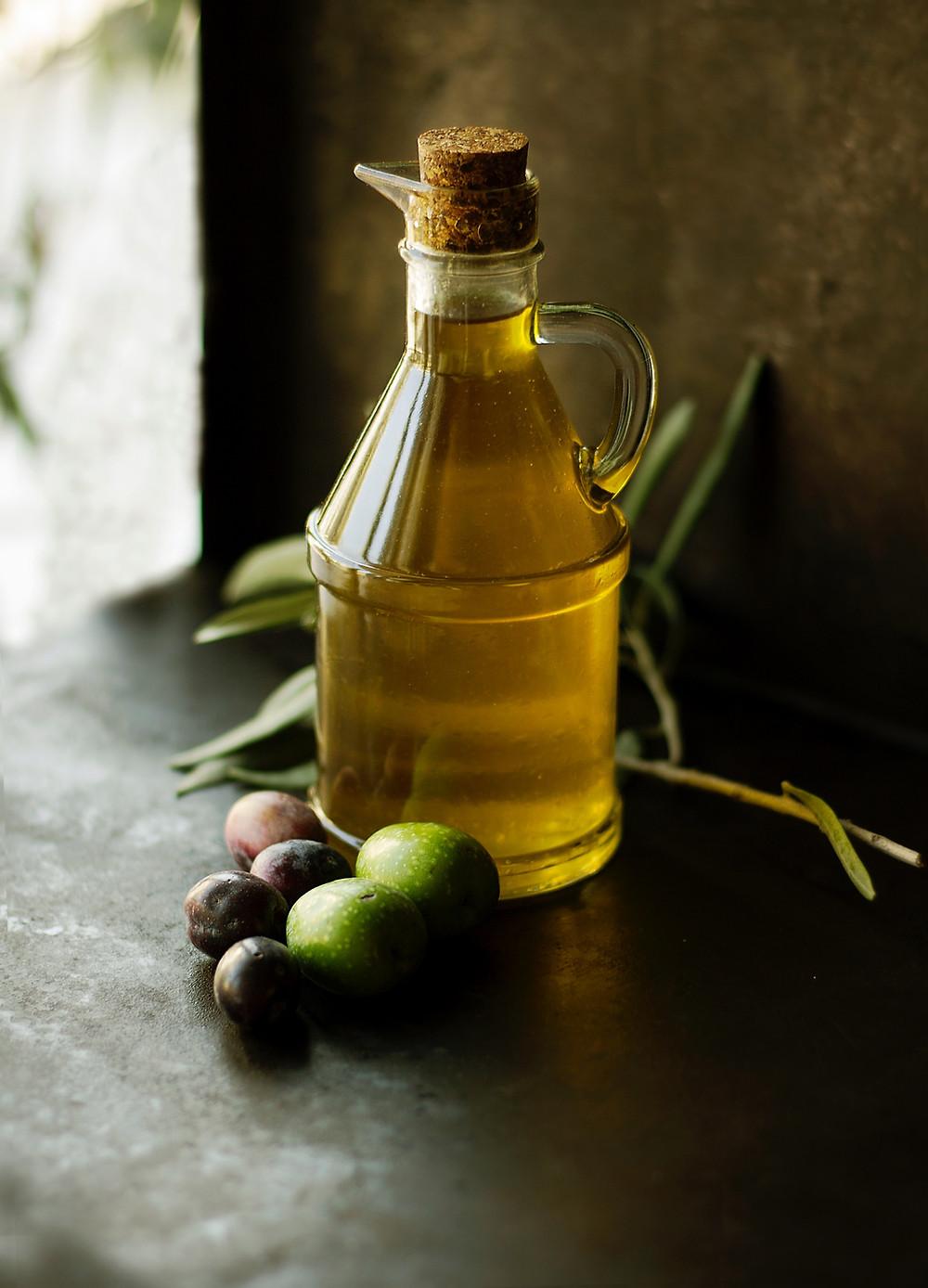 L'olio evo è ricco di acidi grassi omega-3-6-9