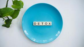 Detox starts....now