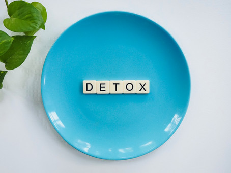 WHAT'S THE DEAL WITH DETOXING?