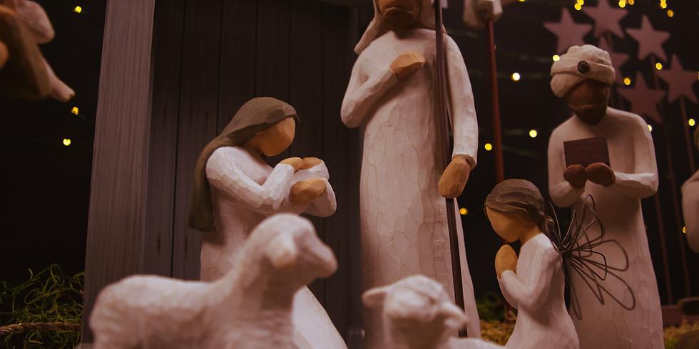 CHRISTMAS MORNING MASS at 10:30am
