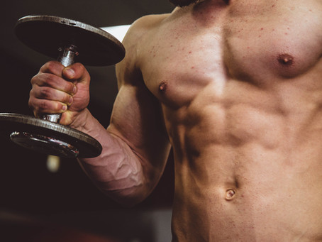 DIETARY RECOMMENDATIONS Part 1: Muscle-Building/Power Athletes