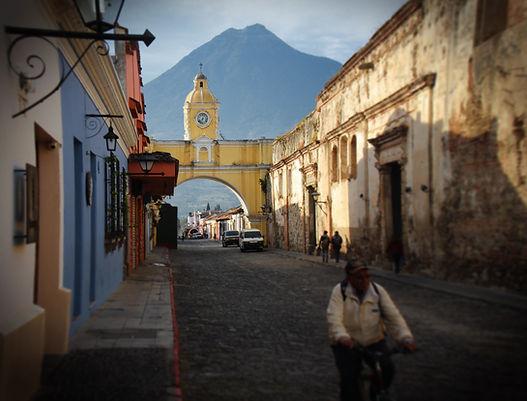 antigua city, guatemala