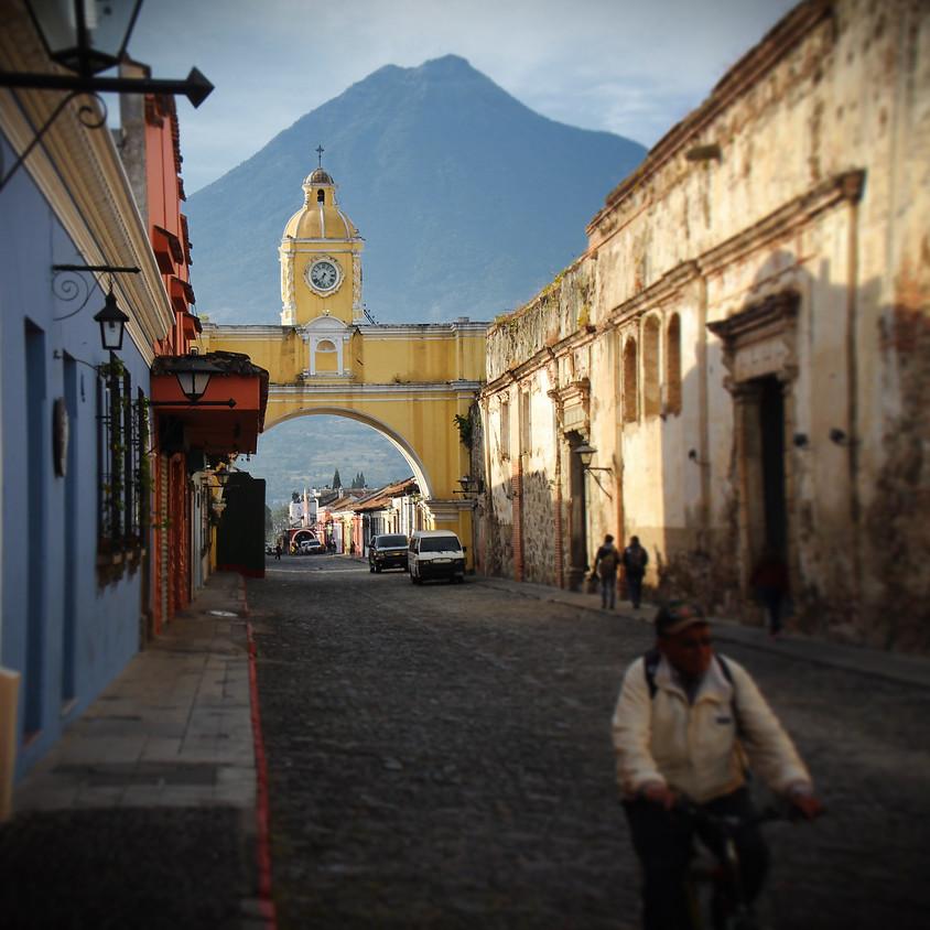 Guatemala - Postponed